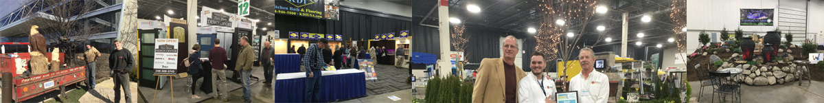 The Novi Home Show Exhibitor
